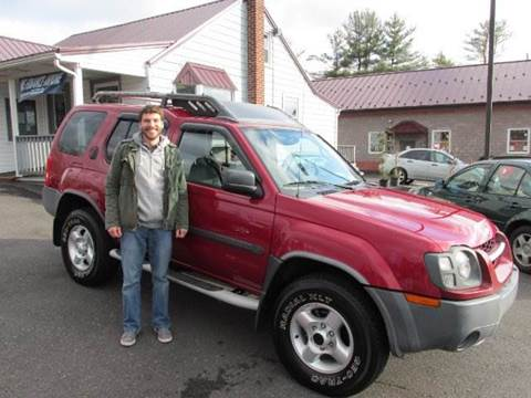 2003 Nissan Xterra for sale at GEG Automotive in Gilbertsville PA