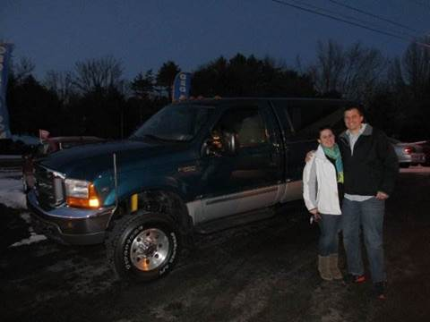 2000 Ford F-250 for sale at GEG Automotive in Gilbertsville PA