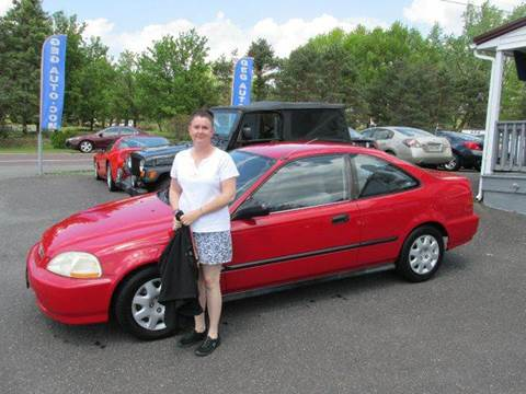 1998 Honda Civic for sale at GEG Automotive in Gilbertsville PA