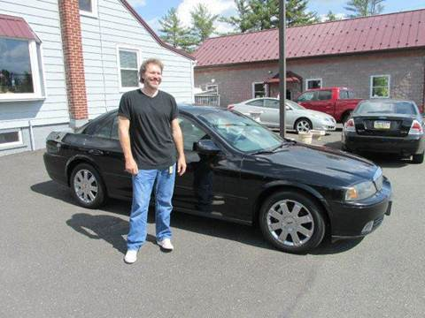 2003 Lincoln LS for sale at GEG Automotive in Gilbertsville PA
