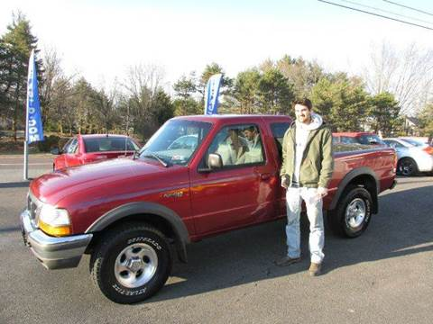 1998 Ford Ranger for sale at GEG Automotive in Gilbertsville PA