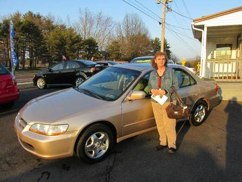 2000 Honda Accord for sale at GEG Automotive in Gilbertsville PA