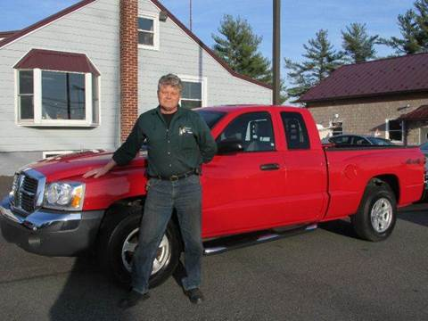 2005 Dodge Dakota for sale at GEG Automotive in Gilbertsville PA