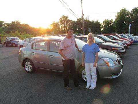 2010 Nissan Sentra for sale at GEG Automotive in Gilbertsville PA