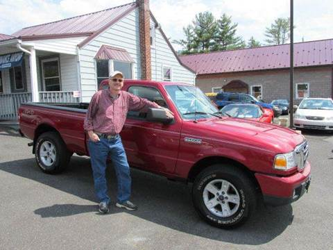 2006 Ford Ranger for sale at GEG Automotive in Gilbertsville PA