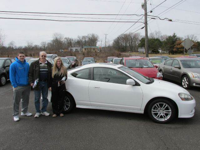 2006 Acura RSX for sale at GEG Automotive in Gilbertsville PA