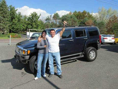 2007 HUMMER H3 for sale at GEG Automotive in Gilbertsville PA