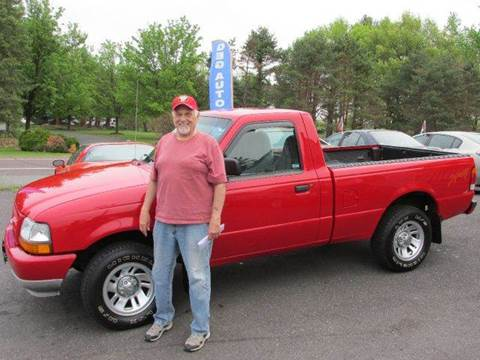 1999 Ford Ranger for sale at GEG Automotive in Gilbertsville PA