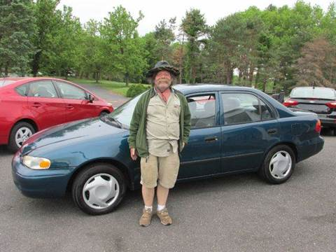 2001 Chevrolet Prizm for sale at GEG Automotive in Gilbertsville PA