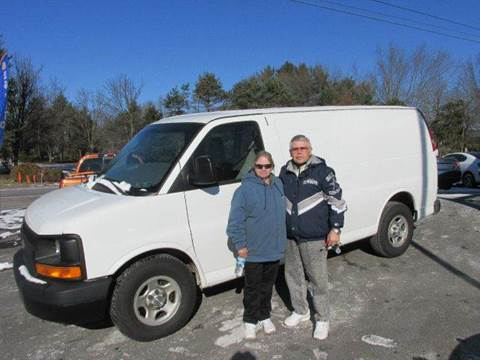 2007 Chevrolet Express Cargo for sale at GEG Automotive in Gilbertsville PA