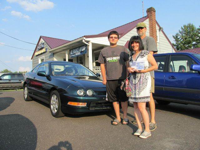 1996 Acura Integra for sale at GEG Automotive in Gilbertsville PA