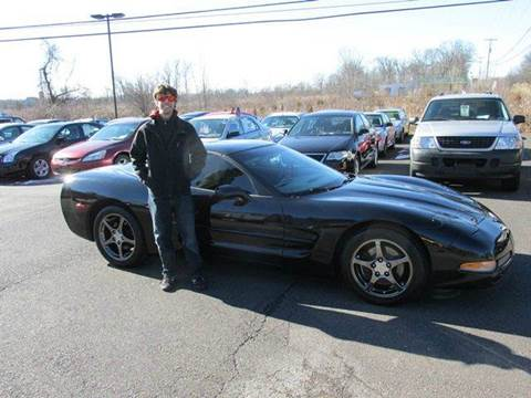 1999 Chevrolet Corvette for sale at GEG Automotive in Gilbertsville PA