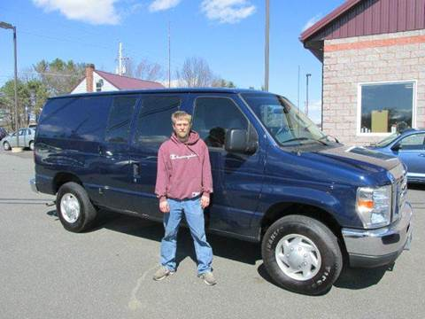 2008 Ford E-Series Cargo for sale at GEG Automotive in Gilbertsville PA