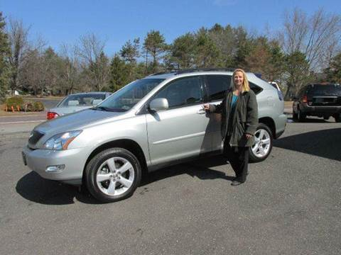 2004 Lexus RX 330 for sale at GEG Automotive in Gilbertsville PA