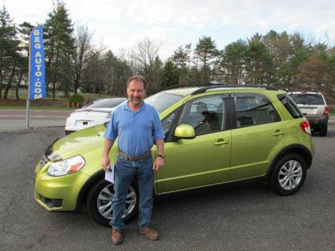 2013 Suzuki SX4 Crossover for sale at GEG Automotive in Gilbertsville PA