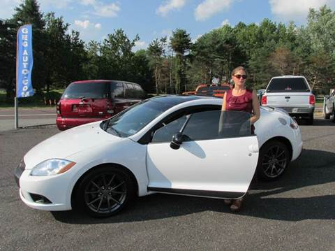 2012 Mitsubishi Eclipse for sale at GEG Automotive in Gilbertsville PA
