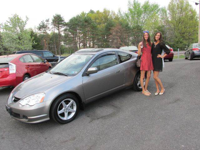 2004 Acura RSX for sale at GEG Automotive in Gilbertsville PA