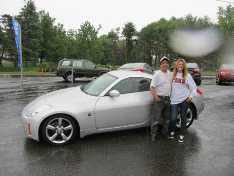 2006 Nissan 350Z for sale at GEG Automotive in Gilbertsville PA