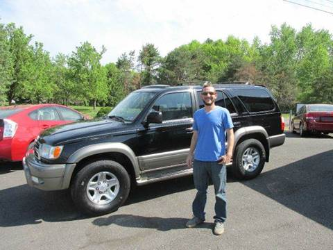 2000 Toyota 4Runner for sale at GEG Automotive in Gilbertsville PA