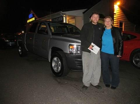2008 Dodge Dakota for sale at GEG Automotive in Gilbertsville PA