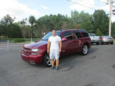 2007 Chevrolet TrailBlazer for sale at GEG Automotive in Gilbertsville PA