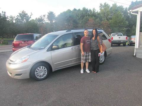 2008 Toyota Sienna for sale at GEG Automotive in Gilbertsville PA