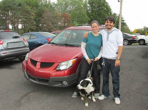 2004 Pontiac Vibe for sale at GEG Automotive in Gilbertsville PA