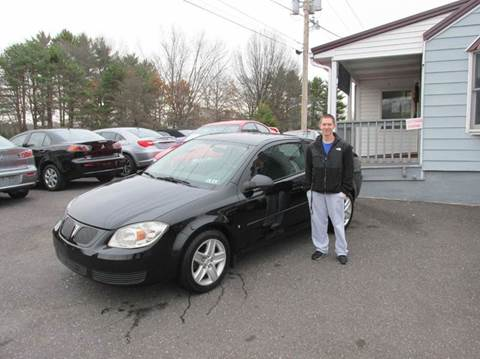 2007 Pontiac G5 for sale at GEG Automotive in Gilbertsville PA