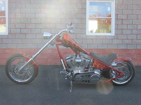 2003 VENGEANCE CHOPPER for sale at GEG Automotive in Gilbertsville PA