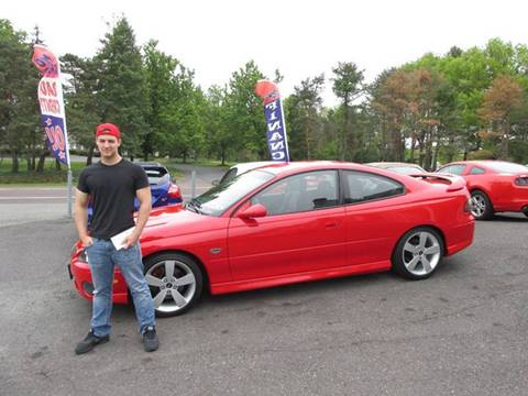 2006 Pontiac GTO for sale at GEG Automotive in Gilbertsville PA
