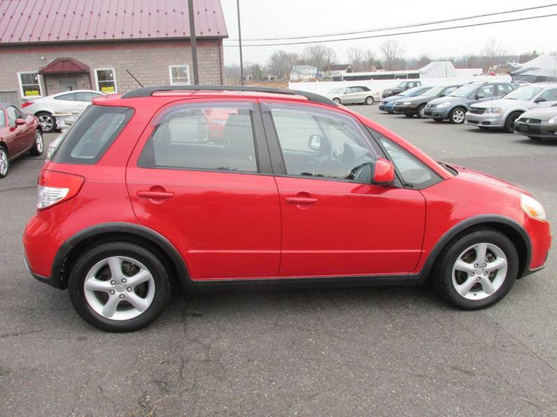 2007 suzuki sx4 crossover awd 4dr crossover 4a in. Black Bedroom Furniture Sets. Home Design Ideas