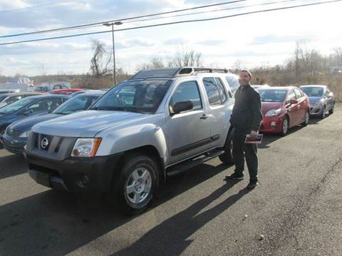 2005 Nissan Xterra for sale at GEG Automotive in Gilbertsville PA