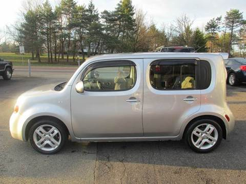 2009 Nissan cube for sale at GEG Automotive in Gilbertsville PA