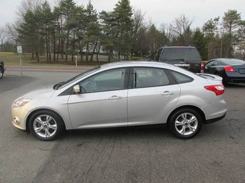 2012 Ford Focus for sale at GEG Automotive in Gilbertsville PA