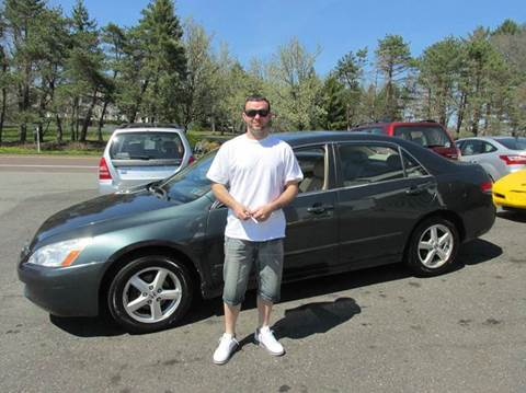 2004 Honda Accord for sale at GEG Automotive in Gilbertsville PA