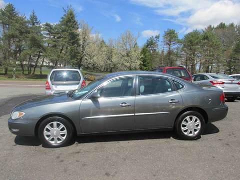 2005 Buick LaCrosse for sale at GEG Automotive in Gilbertsville PA