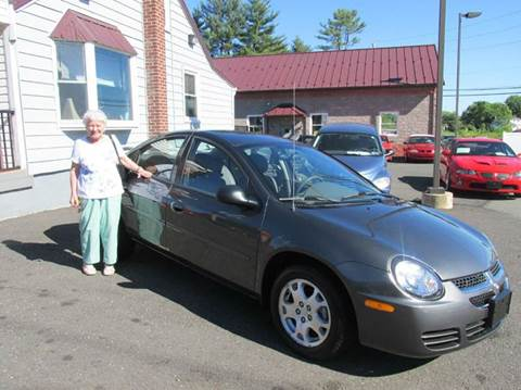 2003 Dodge Neon for sale at GEG Automotive in Gilbertsville PA