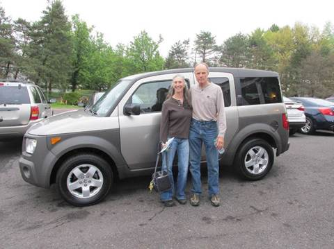2004 Honda Element for sale at GEG Automotive in Gilbertsville PA