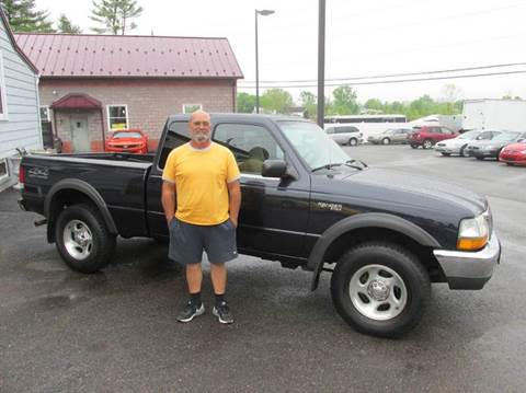 2000 Ford Ranger for sale at GEG Automotive in Gilbertsville PA