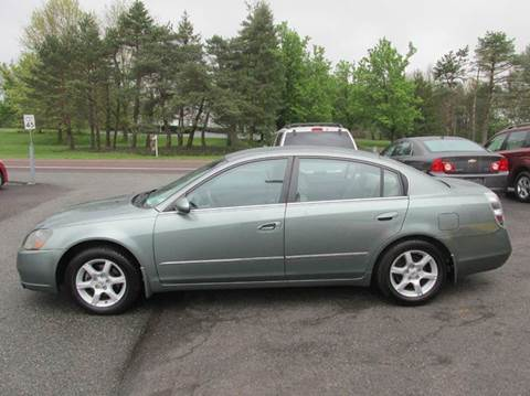 2005 Nissan Altima for sale at GEG Automotive in Gilbertsville PA
