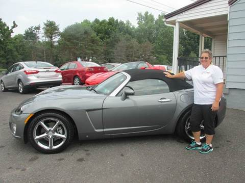 2007 Saturn SKY for sale at GEG Automotive in Gilbertsville PA