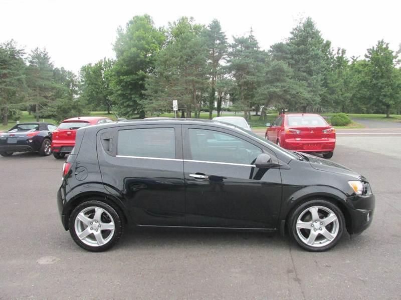 2012 Chevrolet Sonic Ltz 4dr Hatchback W2lz In Gilbertsville Pa
