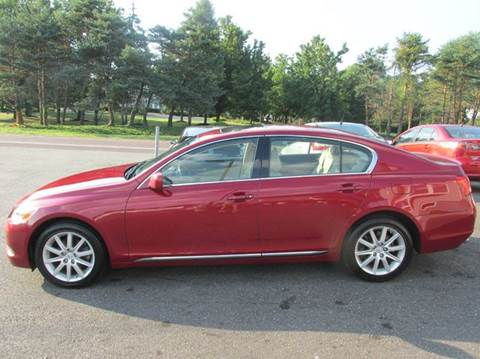 2006 Lexus GS 300 for sale at GEG Automotive in Gilbertsville PA