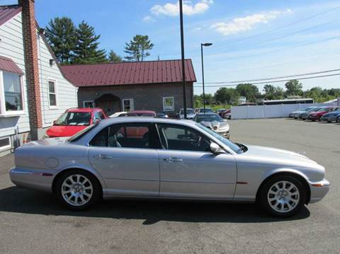 2004 Jaguar XJ-Series for sale at GEG Automotive in Gilbertsville PA