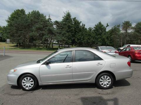 2006 Toyota Camry for sale at GEG Automotive in Gilbertsville PA