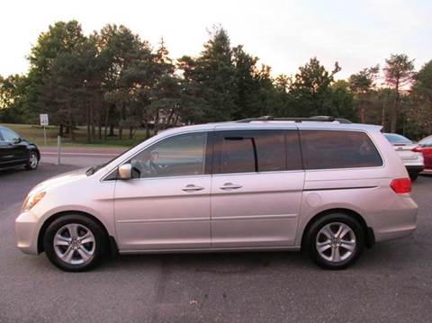 2008 Honda Odyssey for sale at GEG Automotive in Gilbertsville PA