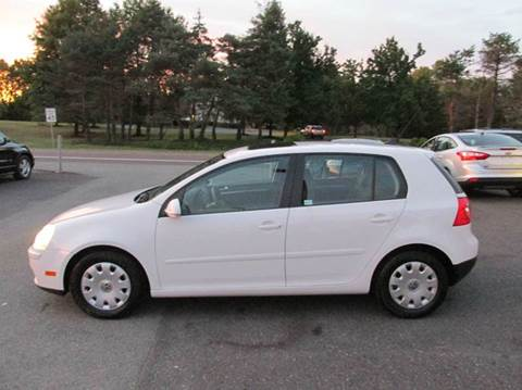 2008 Volkswagen Rabbit for sale at GEG Automotive in Gilbertsville PA