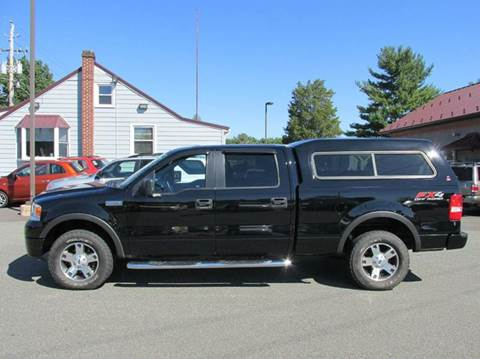 2008 Ford F-150 for sale at GEG Automotive in Gilbertsville PA
