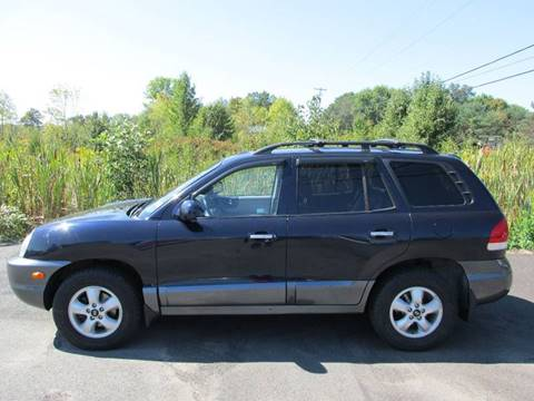 2005 Hyundai Santa Fe for sale at GEG Automotive in Gilbertsville PA