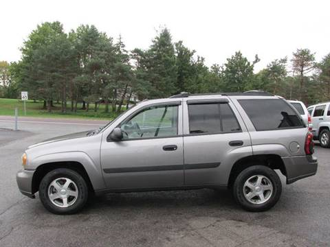 2005 Chevrolet TrailBlazer for sale at GEG Automotive in Gilbertsville PA